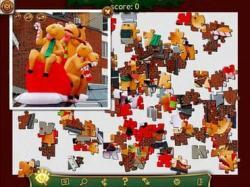 Holiday Jigsaw: Christmas
