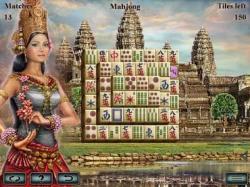 Greatest Temples Mahjong