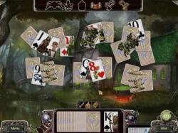 The Far Kingdoms: Sacred Grove Solitaire