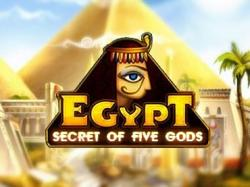 Egypt: Secret of Five Gods