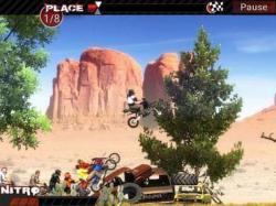 Dirt Bikes Super Racing